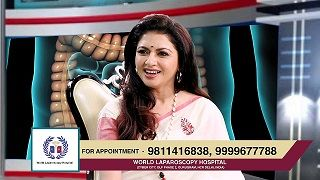 Learn about Laparoscopic Hernia Surgery from Dr R K Mishra and Poonam Dhillon