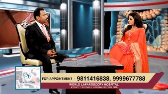 डीडी न्यूज पर विश्व लेप्रोस्कोपी अस्पताल