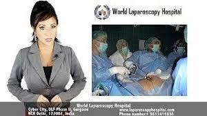 Laparoscopic Myomectomy by Dr. R.K. Mishra