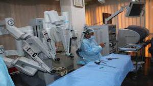 da Vinci Robotic Appendicectomy by Dr R K Mishra