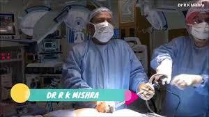 Laparoscopic Tubal Patency Test by Dr. R.K. Mishra