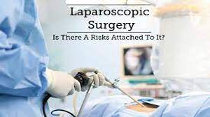 Is there any risk in laparoscopic surgery?