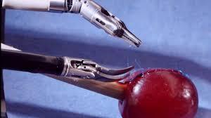 da Vinci Robotic Suturing Training