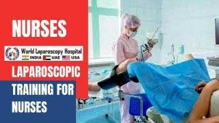Laparoscopic Training for Nurses